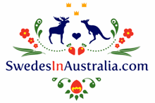 Swedes In Australia Logo